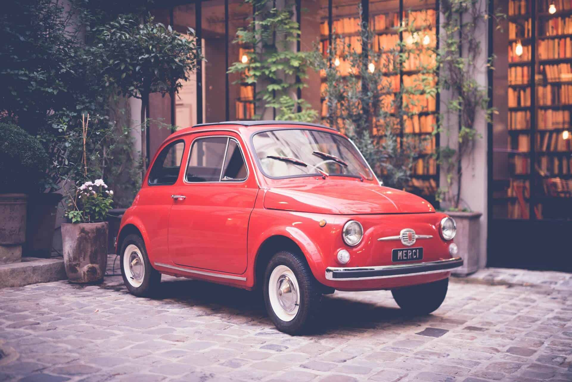 Restauro auto d'epoca Cuneo